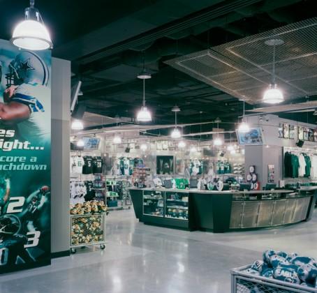 purchase cheap a97ea 2446f Philadelphia Eagles & Lincoln Financial Field - Retail ...
